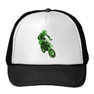 Enduro Green Trucker Hat
