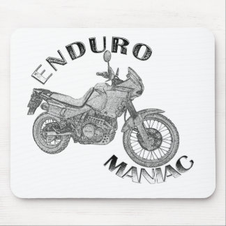Enduro Maniac - Biker Mouse Pad