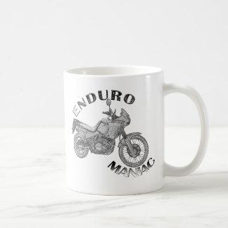 Enduro Maniac - Biker Classic White Coffee Mug