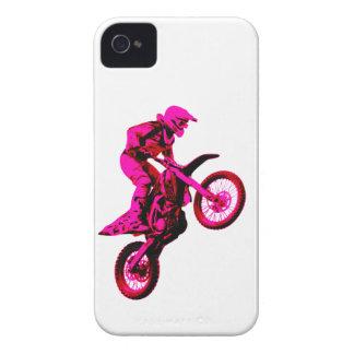 Enduro pink iPhone 4 cases