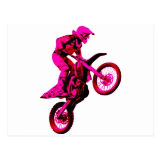Enduro pink postal