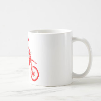 Enduro talk coffee mug