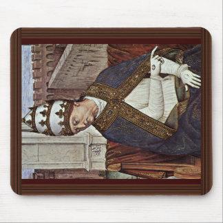 Enea Silvio Piccolomini, Pope Pius Ii, Also Known Mouse Pad
