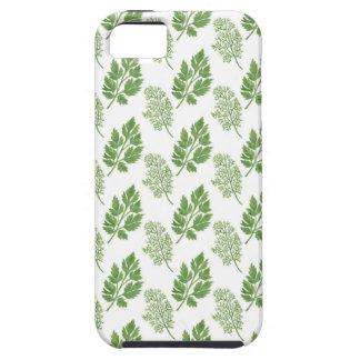 Eneldo y perejil iPhone 5 protector