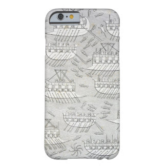 Enemies of the Assyrians taking refuge in ships, p Barely There iPhone 6 Case