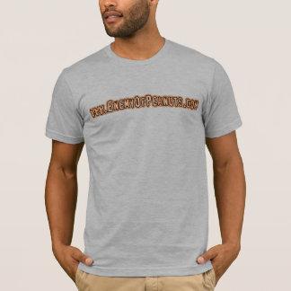 Enemigo de la camisa del URL de los cacahuetes