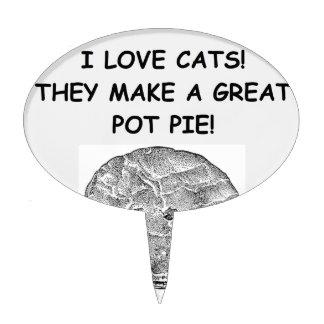 enemigo del gato decoraciones de tartas