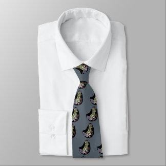 Enemigo que va a corbatas personalizadas