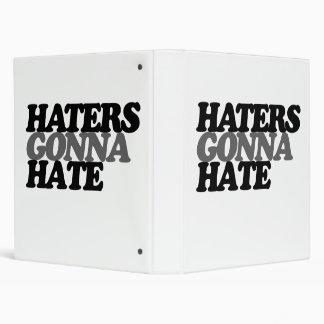 Enemigos que van a odiar