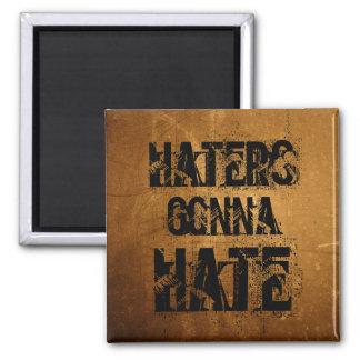 Enemigos que van a odiar el imán