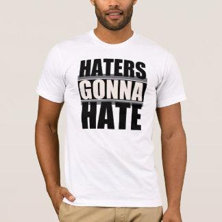 Enemigos que van a odiar la camisa