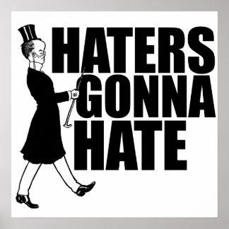 Enemigos que van a odiar impresiones