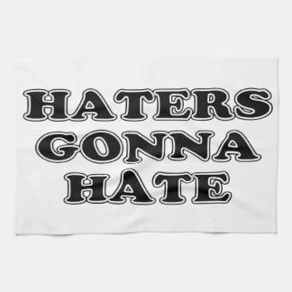 Enemigos que van a odiar toalla