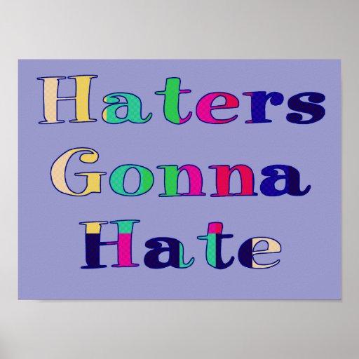 Enemigos que van a odiar poster
