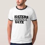 Enemigos que van a odiar remera