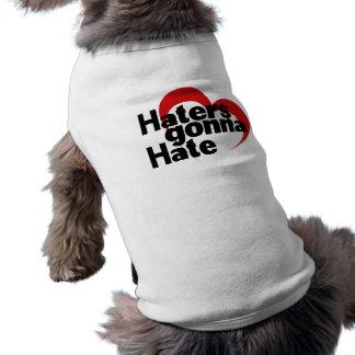 Enemigos que van a odiar ropa para mascota