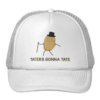 Enemigos que van a odiar y Taters que va a Tate Gorros