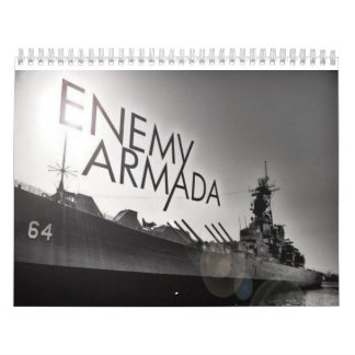 Enemy Armada Calendar 2014