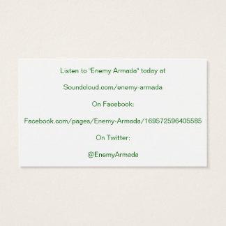 Enemy Armada Promotion Card