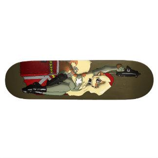 Enemy Care package Skateboard Deck