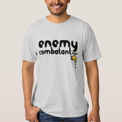 Enemy Combatant T-Shirt