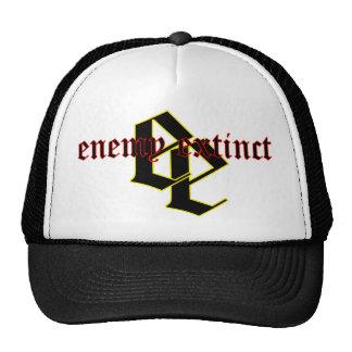 enemy extinct logo1 trucker hat
