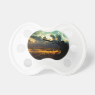 Enemy In Sights Pacifier