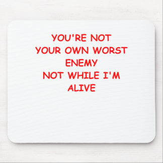 enemy mouse pad
