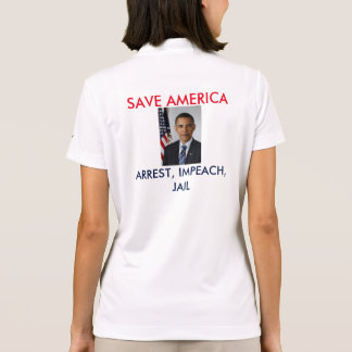 enemy of america polo shirt