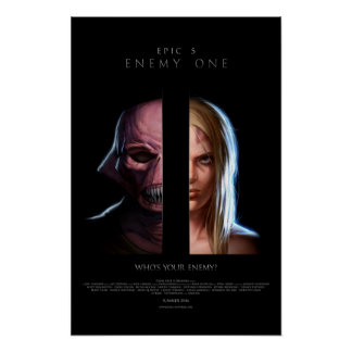 """Enemy One """"Do Not Submit"""" Promo Poster"""