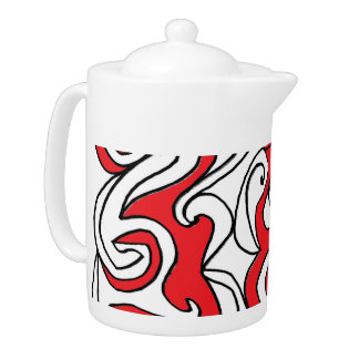 Energetic Beneficial Intellectual Fair Teapot