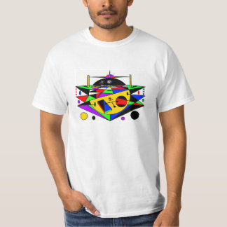 Energetic Device = colored 1 Tee Shirt
