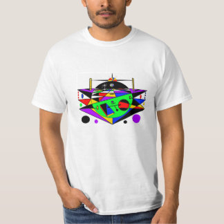 Energetic Device colored 2 Shirt