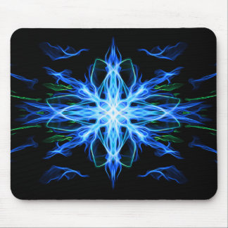 Energetic Geometry- Water Element - abstract Mouse Pad