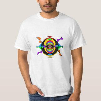 Energetic Portal = colored Shirt