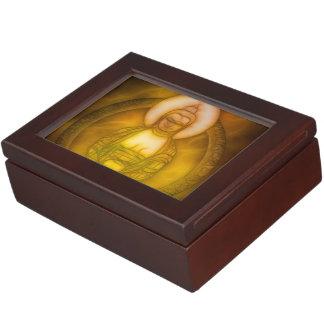 Energía 1 de Buda Cajas De Recuerdos