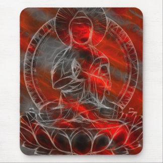 Energía 2 de Buda Tapetes De Ratones