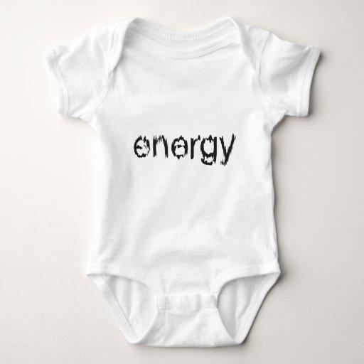 Energía 2 mameluco de bebé