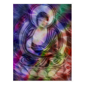 Energía 3 de Buda Tarjetas Postales