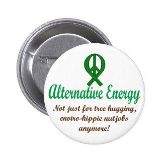 Energía alternativa pins