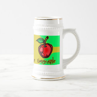 Energía Apple Tazas
