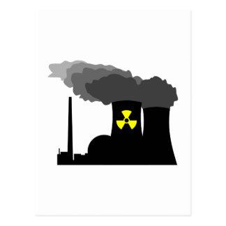 Energía atómica postal