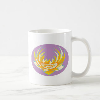 Energía de Goodluck HolyPurple Lotus Tazas De Café