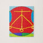 Energía de Karuna Reiki del HOGAR Puzzles
