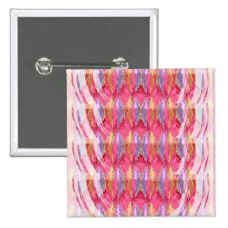 Energía de los pétalos del capullo de rosa pin cuadrada 5 cm