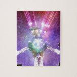 Energía del fractal puzzles con fotos