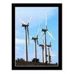 Energía eólica (2) postal