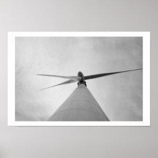 Energía eólica posters