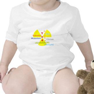 Energía nuclear muerte plutonio radiación
