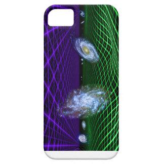 energía oscura iPhone 5 carcasas